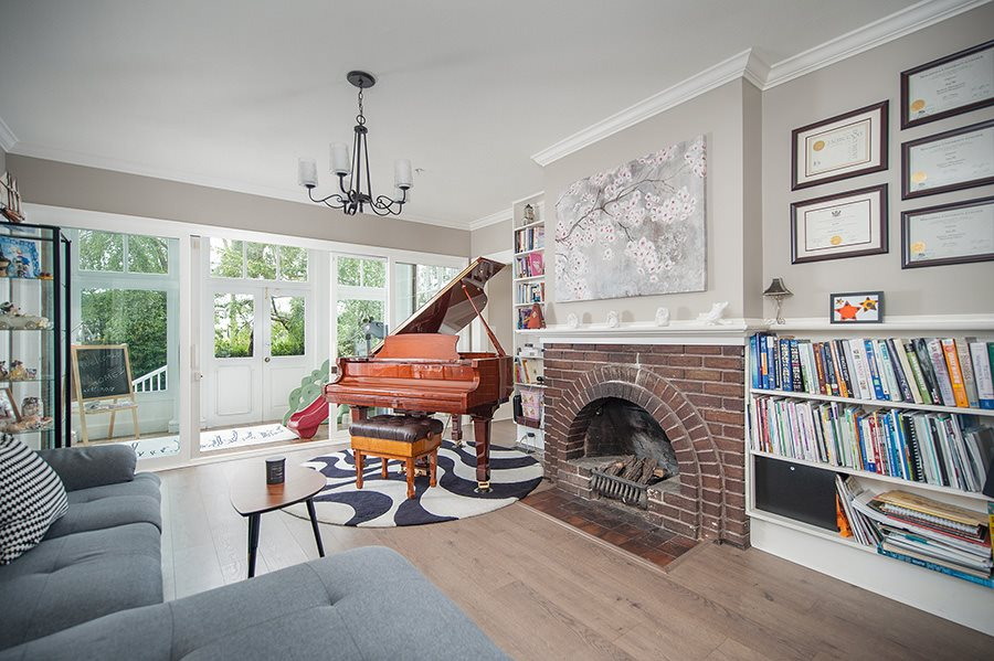 Detached at 1312 W 57TH AVENUE, Vancouver West, British Columbia. Image 5