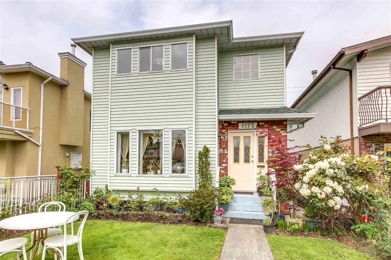Half-duplex at 6177 VICTORIA DRIVE, Vancouver East, British Columbia. Image 1