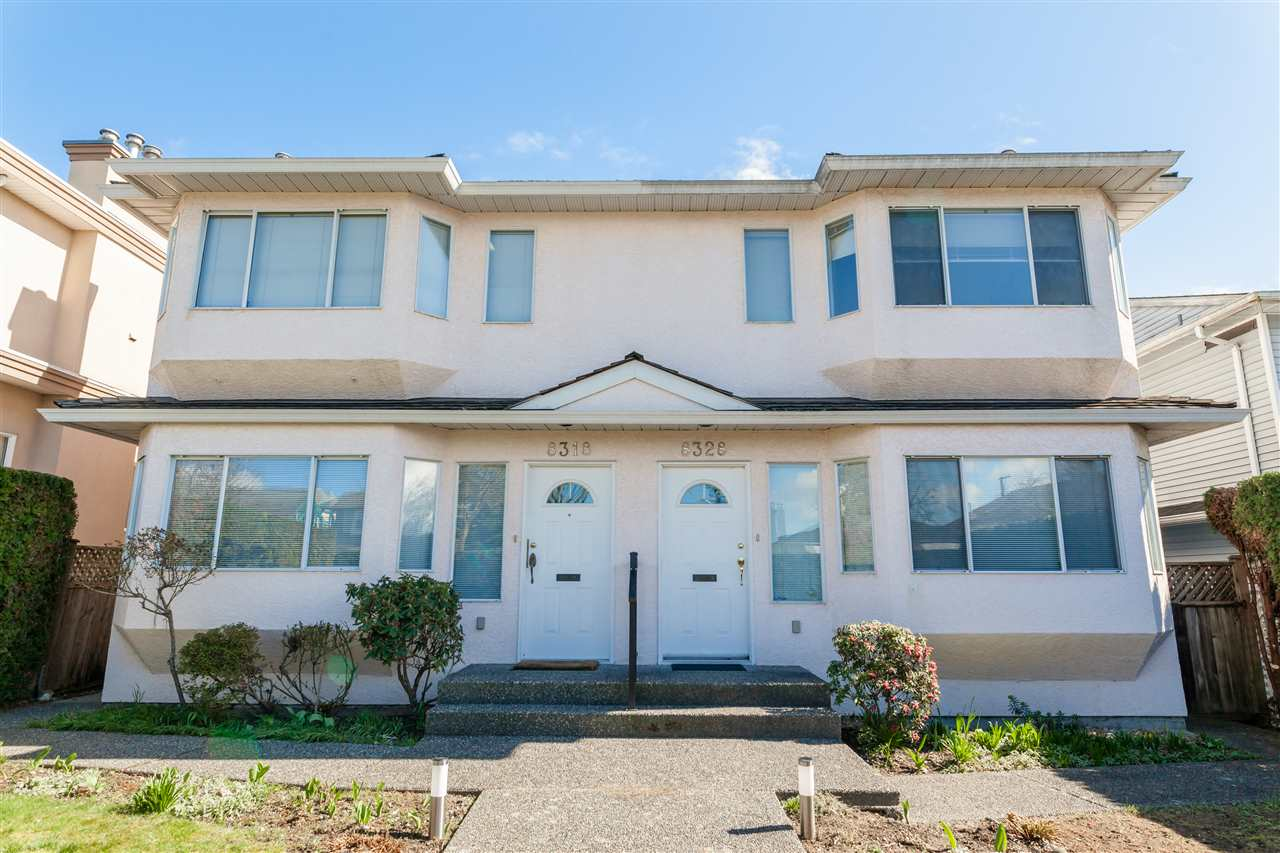Half-duplex at 8328 FRENCH STREET, Vancouver West, British Columbia. Image 2