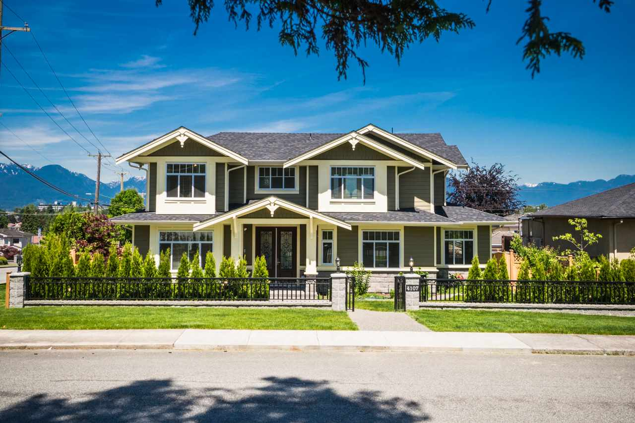 Detached at 4107 HAZELWOOD CRESCENT, Burnaby South, British Columbia. Image 1