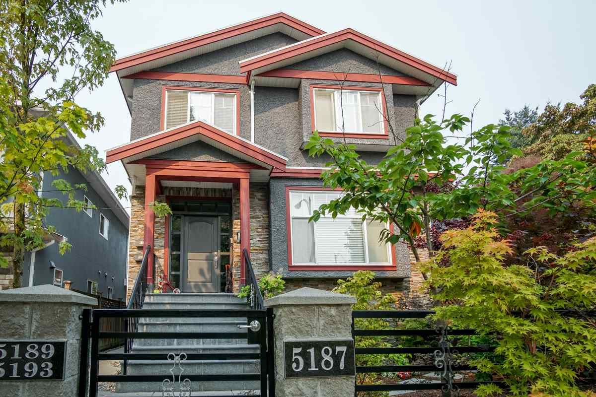 Detached at 5187 SHERBROOKE STREET, Vancouver East, British Columbia. Image 1