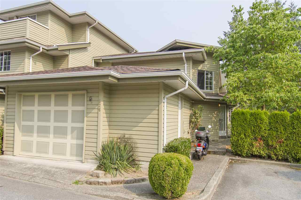 Townhouse at 126 1386 LINCOLN DRIVE, Unit 126, Port Coquitlam, British Columbia. Image 1