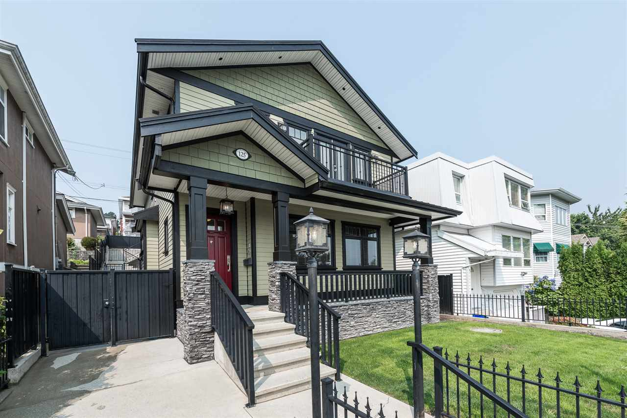 Detached at 125 N STRATFORD AVENUE, Burnaby North, British Columbia. Image 1