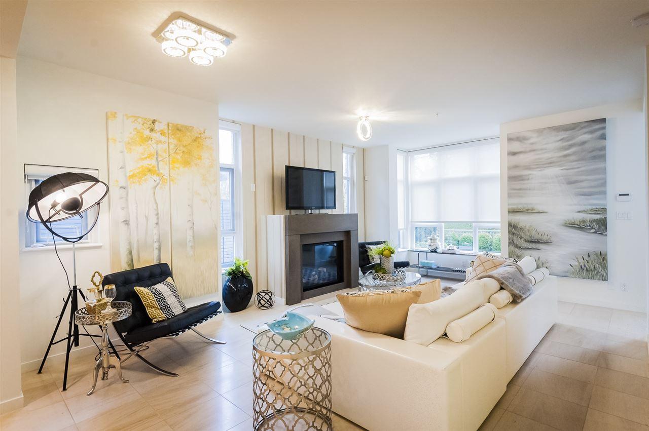 Half-duplex at 6078 CHANCELLOR BOULEVARD, Vancouver West, British Columbia. Image 1