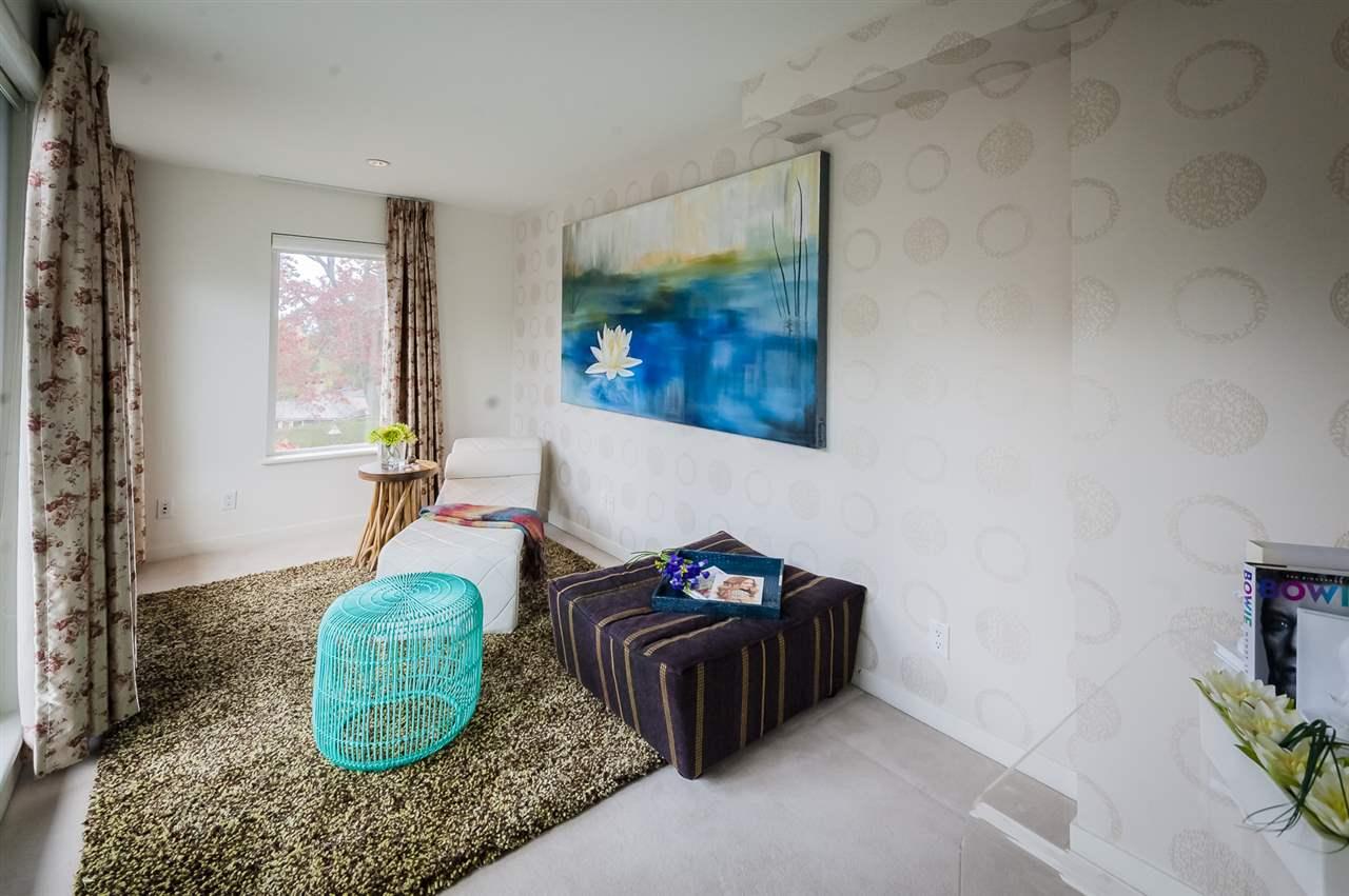Half-duplex at 6078 CHANCELLOR BOULEVARD, Vancouver West, British Columbia. Image 7