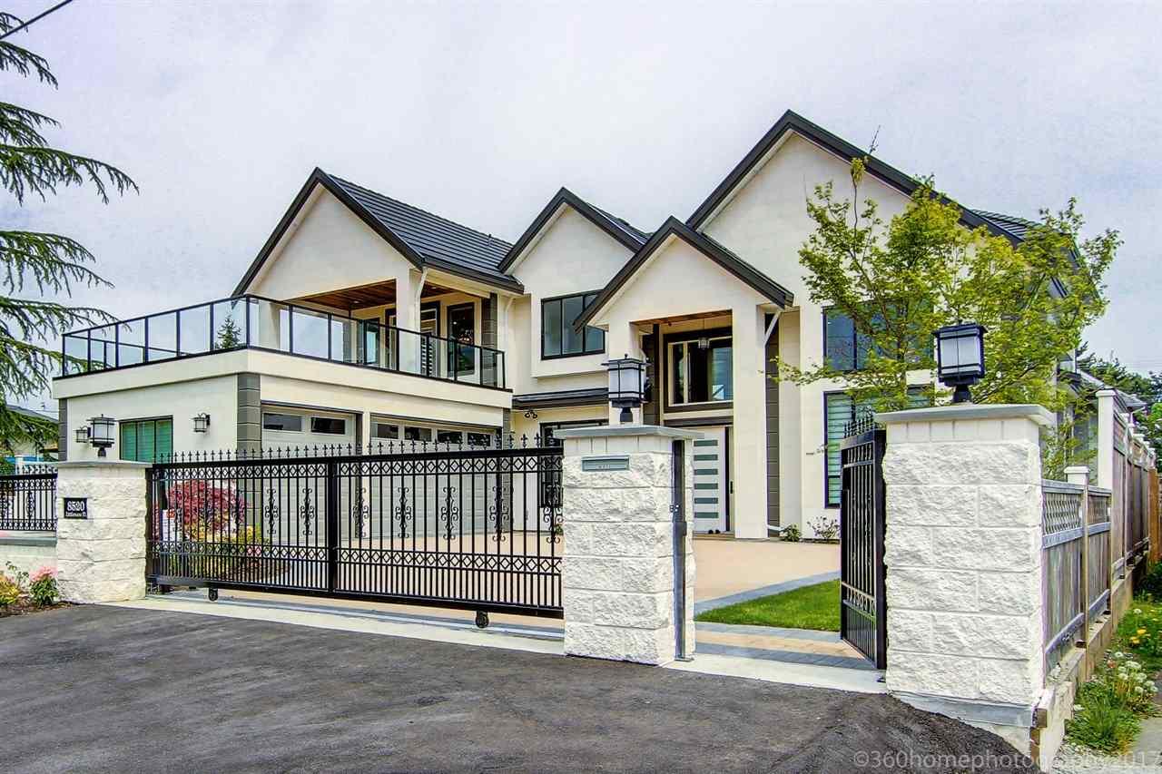 Detached at 8520 LITTLEMORE PLACE, Richmond, British Columbia. Image 1