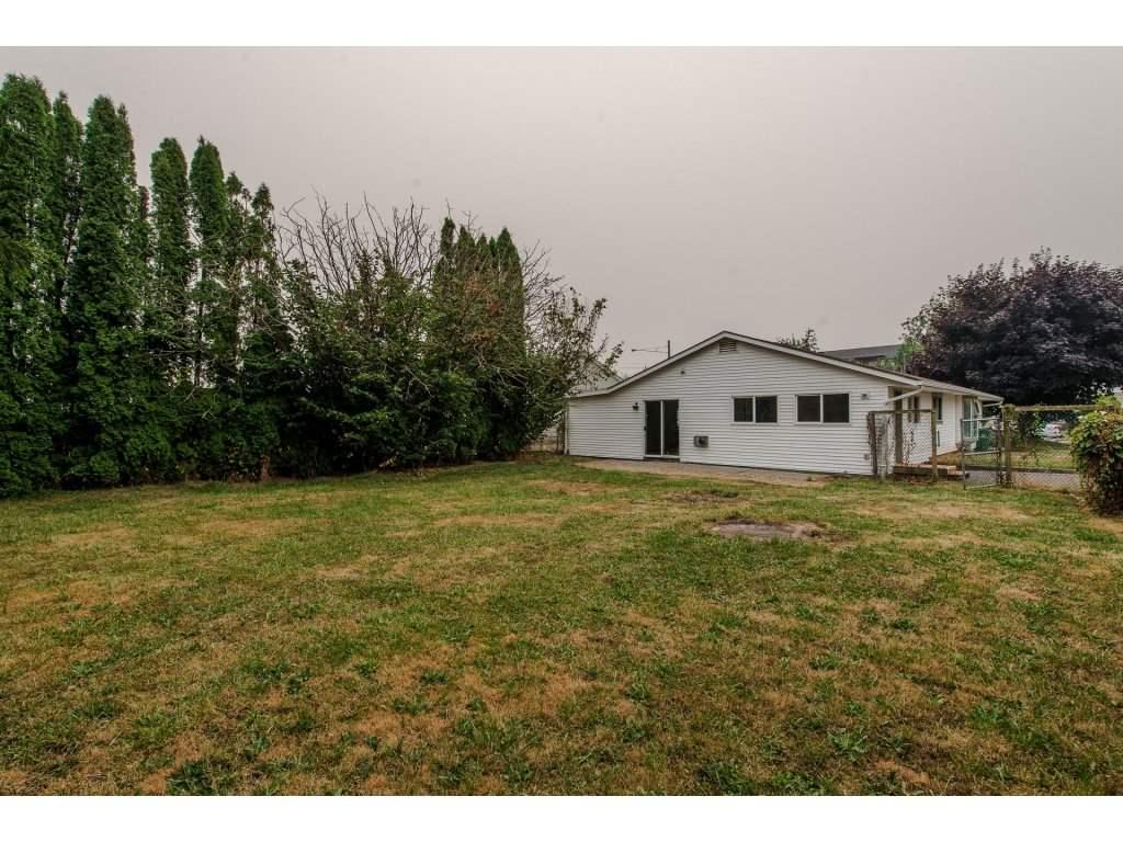 Detached at 45763 WEBB AVENUE, Sardis, British Columbia. Image 19