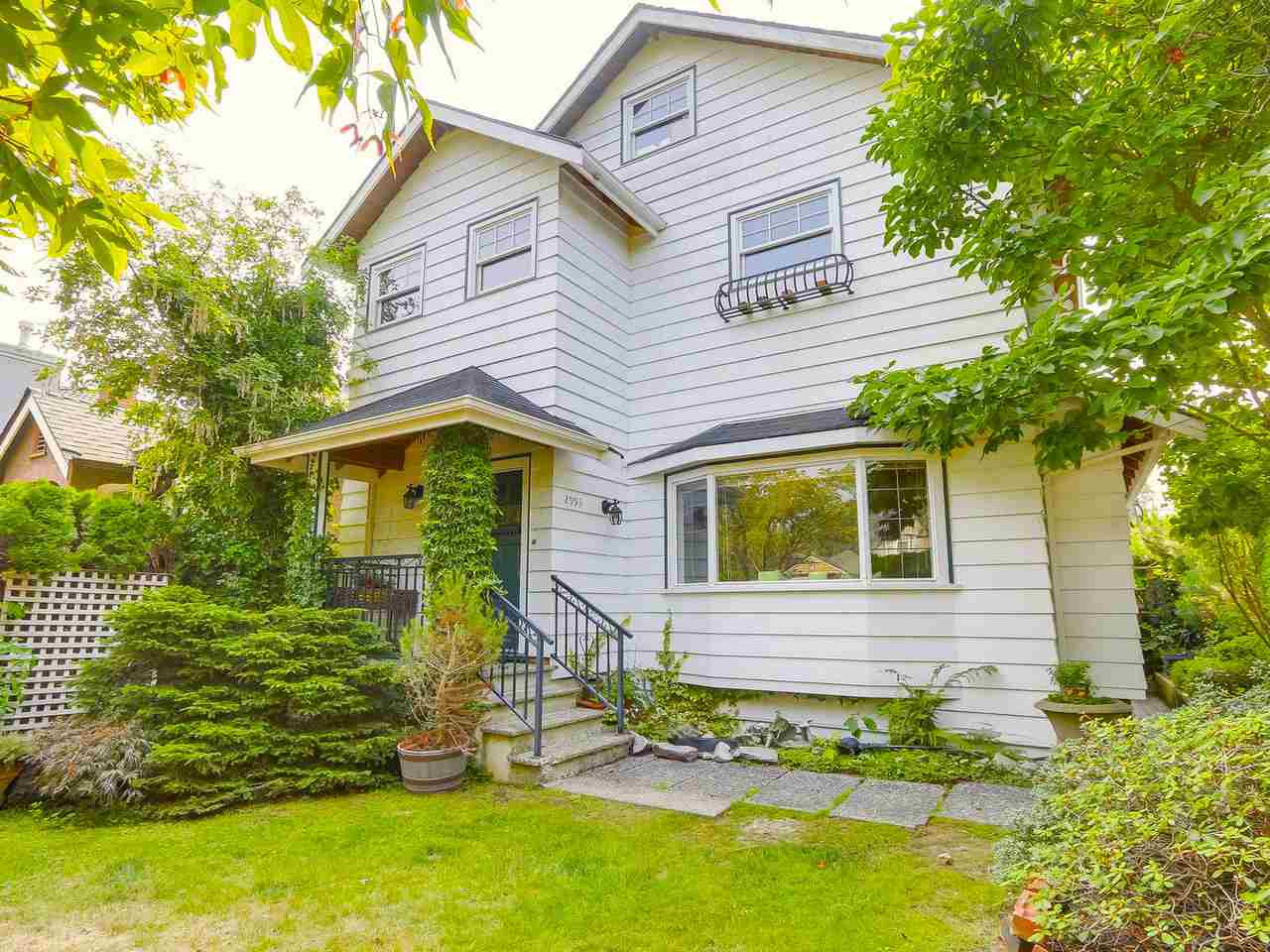 Detached at 2998 W 33RD AVENUE, Vancouver West, British Columbia. Image 3
