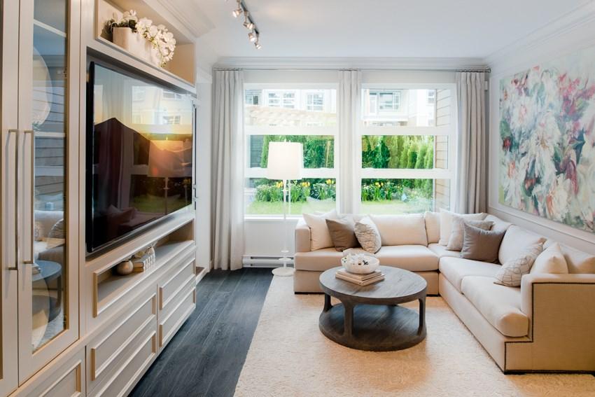 Condo Apartment at 101 607 COTTONWOOD AVENUE, Unit 101, Coquitlam, British Columbia. Image 3