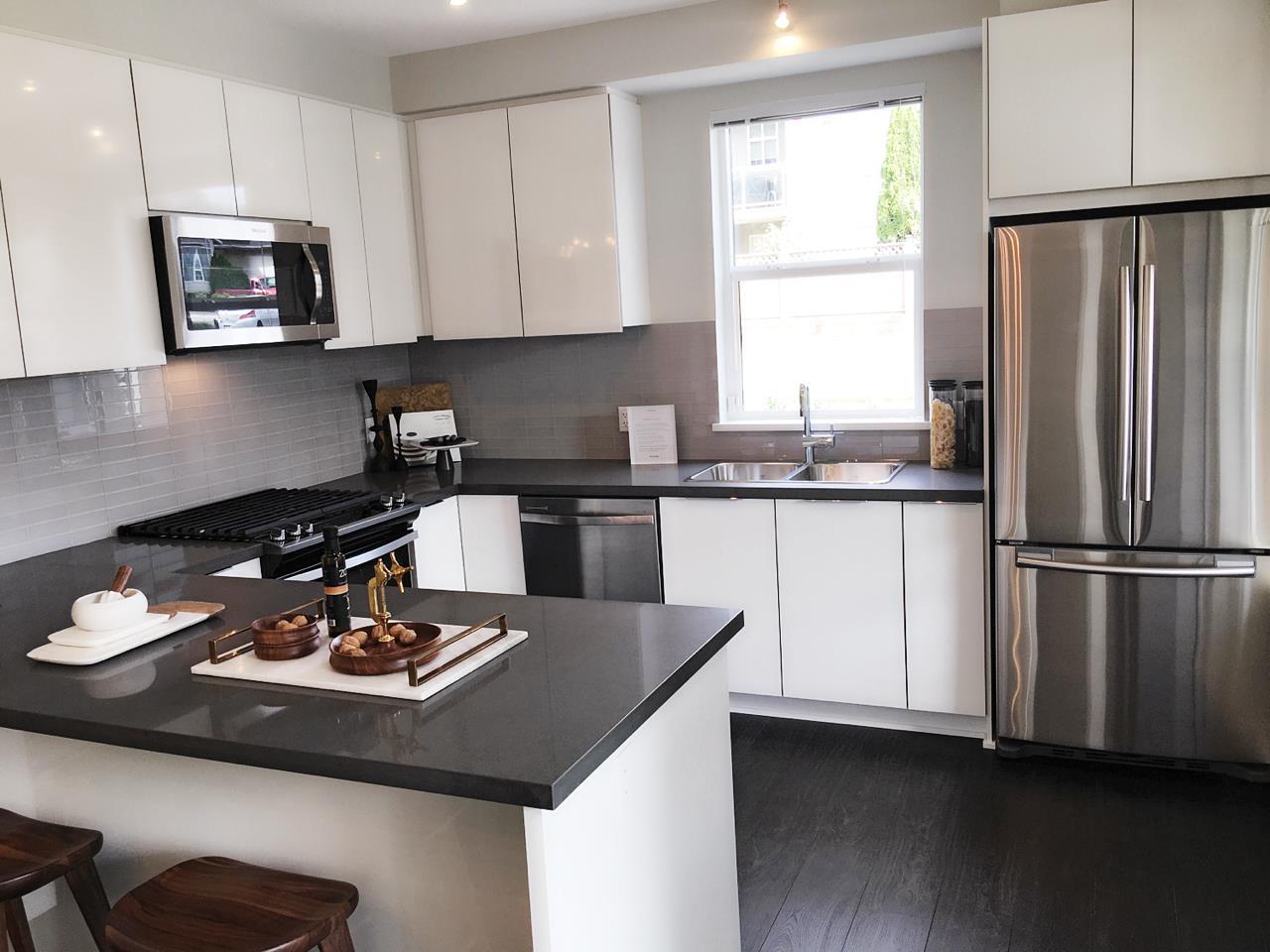 Condo Apartment at 110 609 COTTONWOOD AVENUE, Unit 110, Coquitlam, British Columbia. Image 1