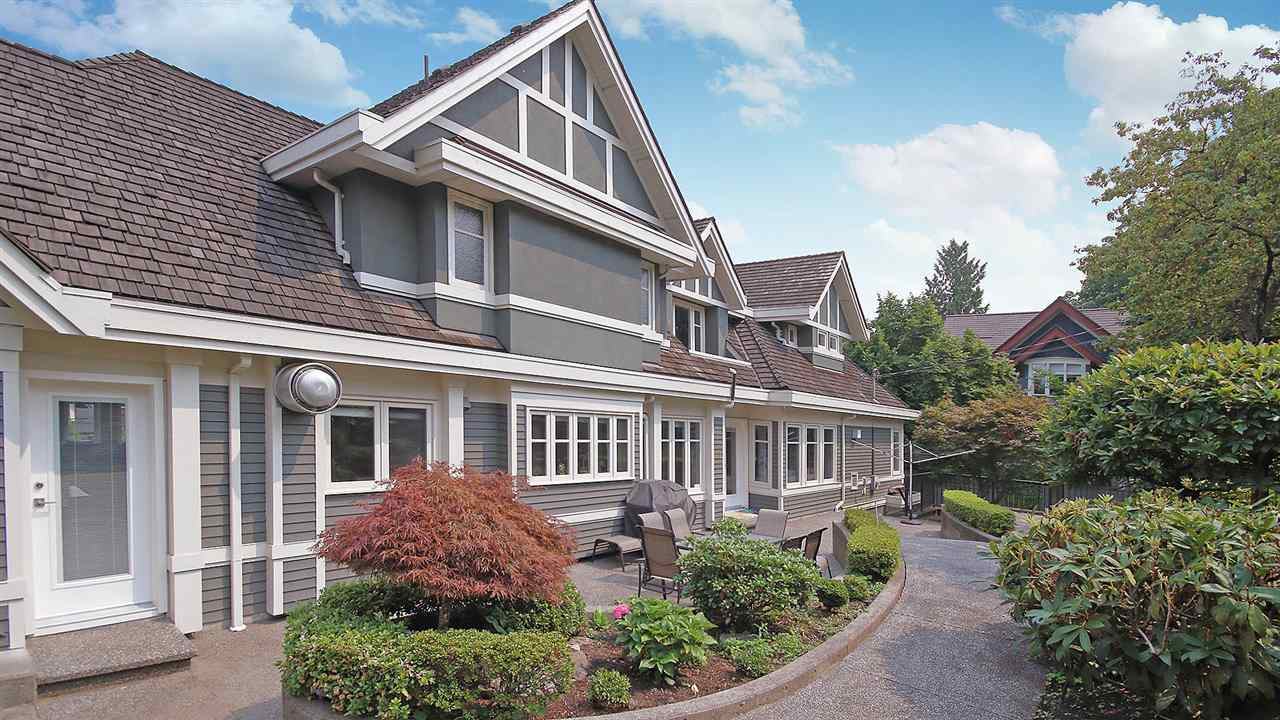 Detached at 1190 RICHELIEU AVENUE, Vancouver West, British Columbia. Image 2