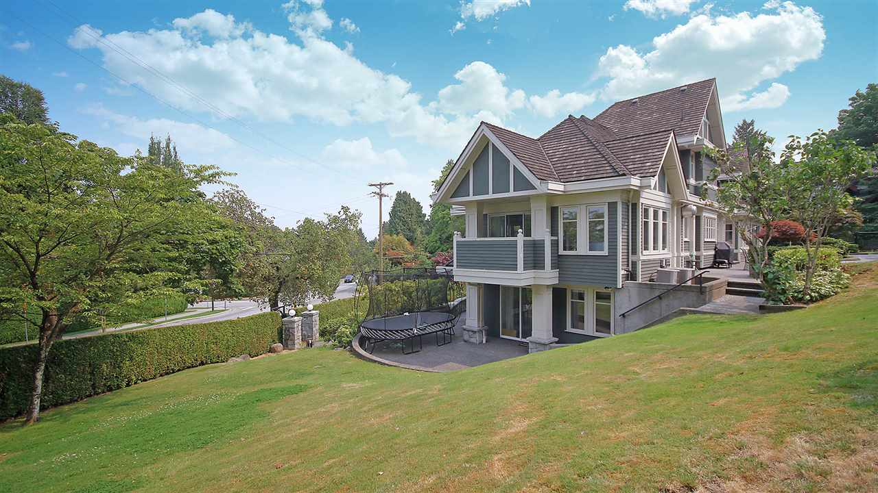 Detached at 1190 RICHELIEU AVENUE, Vancouver West, British Columbia. Image 3