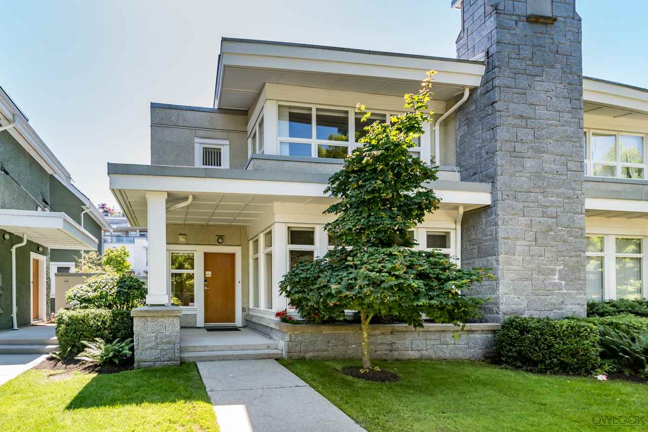 Half-duplex at 6012 CHANCELLOR BOULEVARD, Vancouver West, British Columbia. Image 1