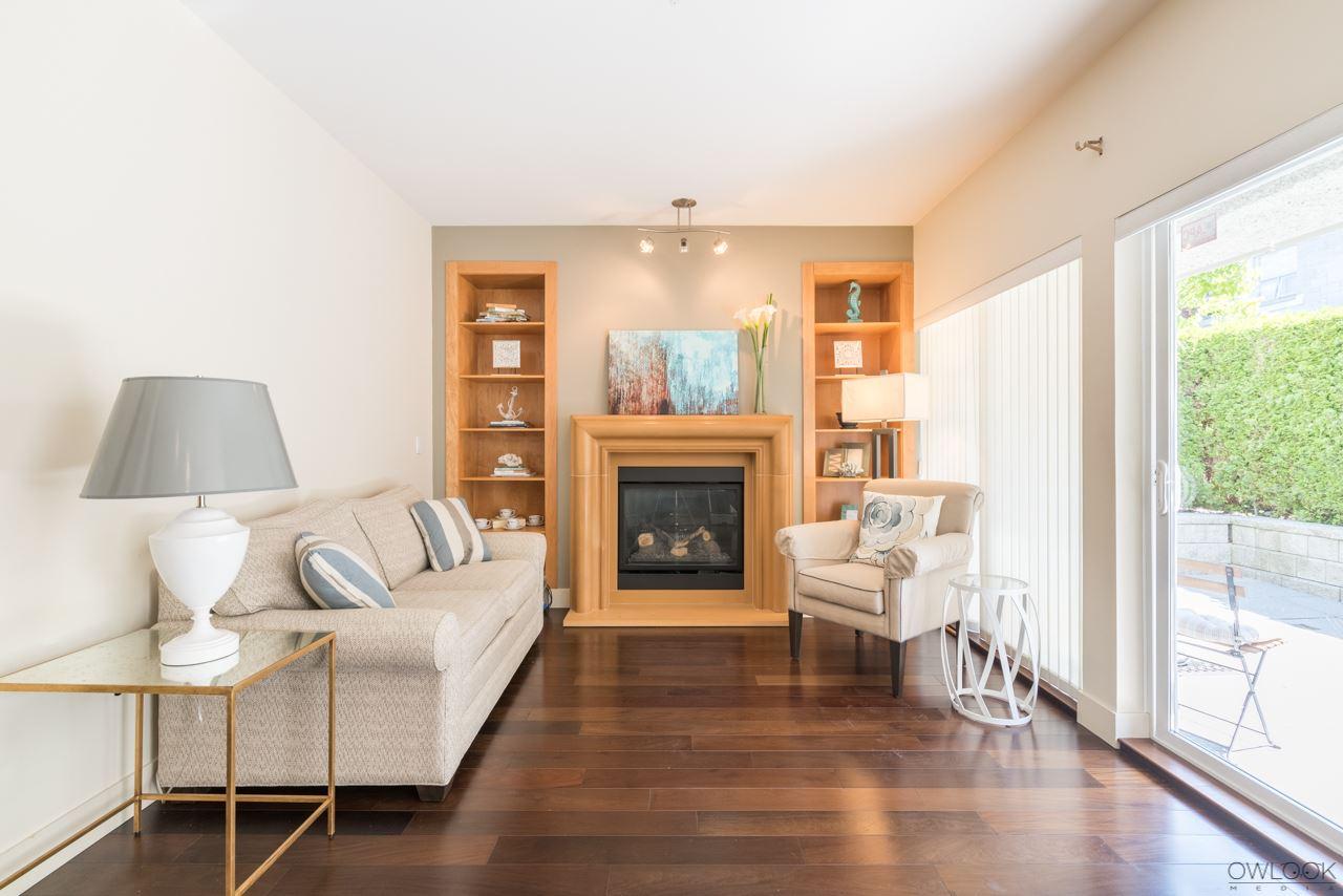 Half-duplex at 6012 CHANCELLOR BOULEVARD, Vancouver West, British Columbia. Image 6