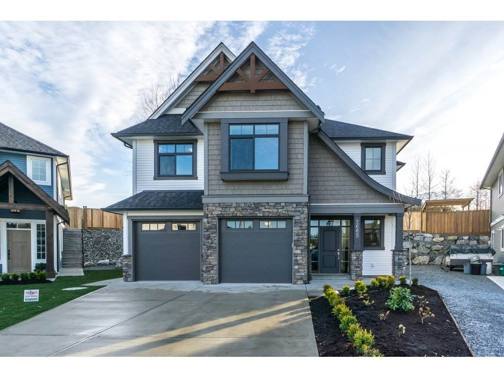 Detached at 2665 BRISTOL DRIVE, Abbotsford, British Columbia. Image 1