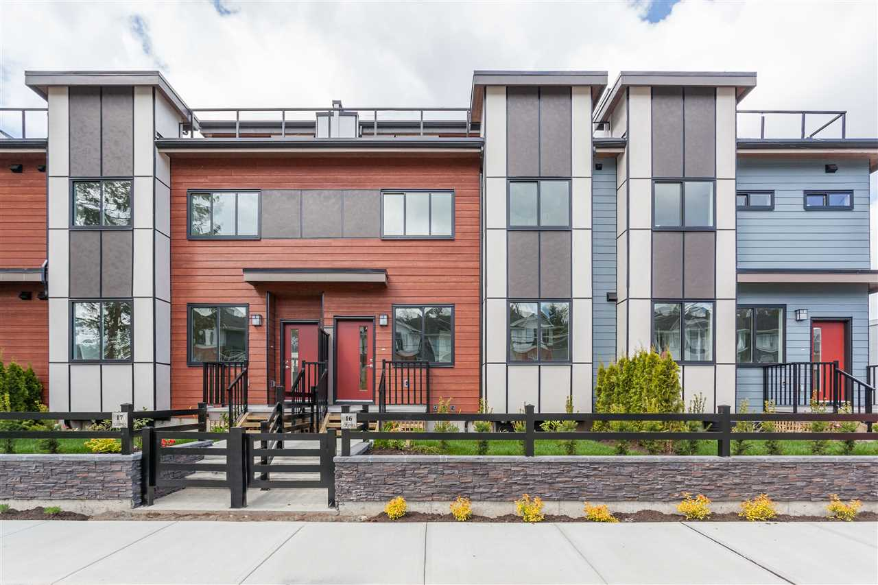 Townhouse at 5 16355 23 AVENUE, Unit 5, South Surrey White Rock, British Columbia. Image 1
