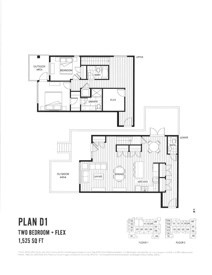 Condo Apartment at 114 5638 201A AVENUE, Unit 114, Langley, British Columbia. Image 1