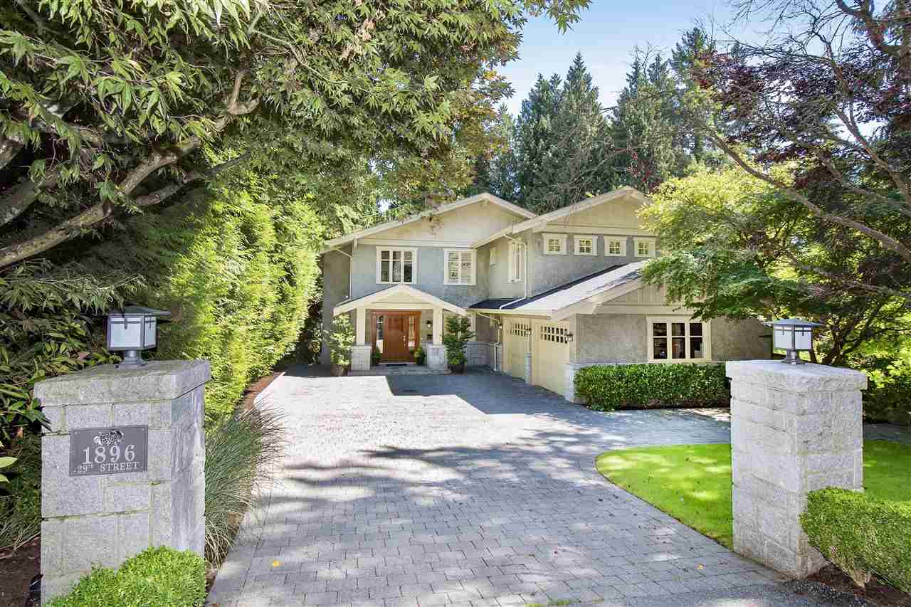 Detached at 1896 29TH STREET, West Vancouver, British Columbia. Image 1
