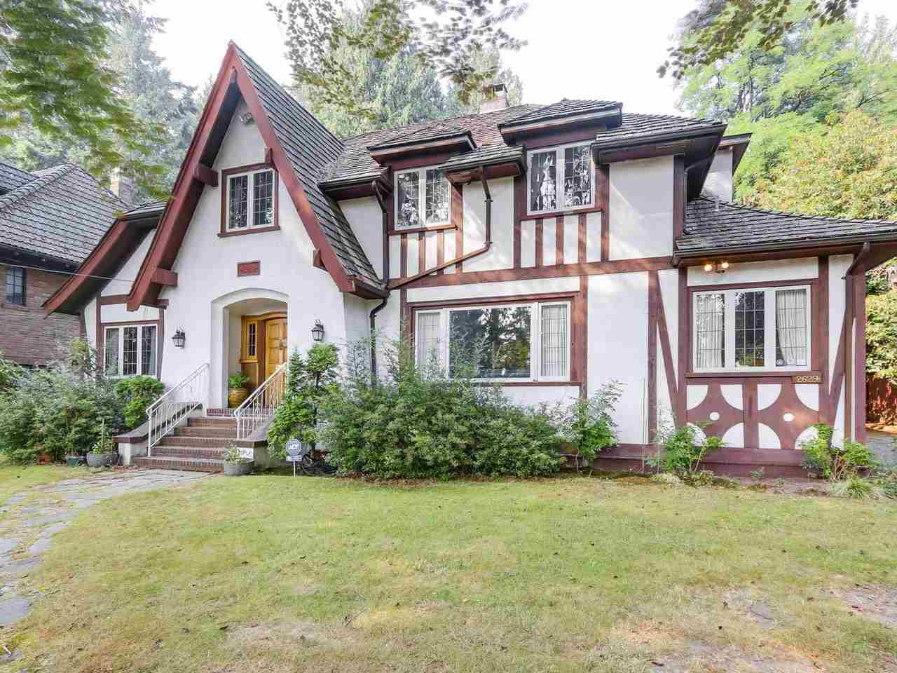 Detached at 2629 W 49TH AVENUE, Vancouver West, British Columbia. Image 2