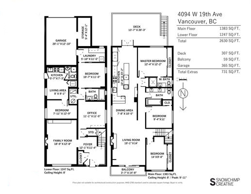 Detached at 4094 W 19TH AVENUE, Vancouver West, British Columbia. Image 20