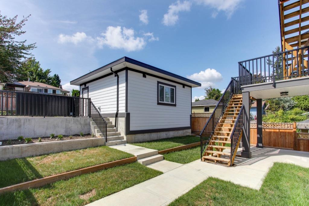 Detached at 413 WILSON STREET, New Westminster, British Columbia. Image 18
