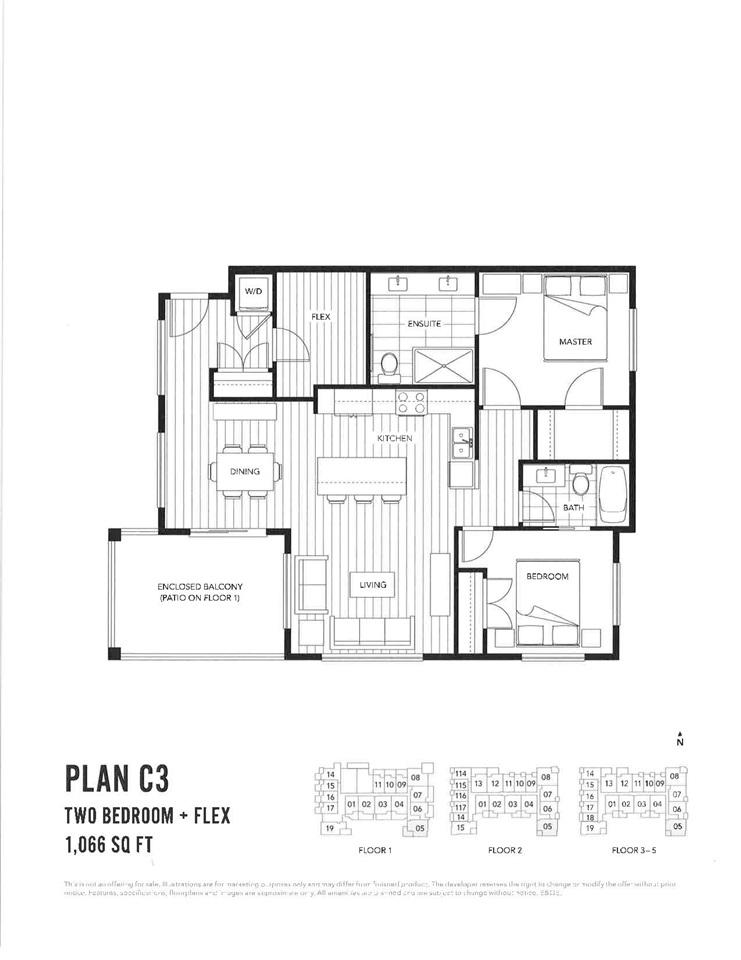 Condo Apartment at 105 5638 201A STREET, Unit 105, Langley, British Columbia. Image 1