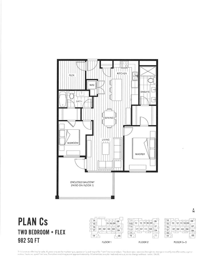 Condo Apartment at 304 5638 201A STREET, Unit 304, Langley, British Columbia. Image 1