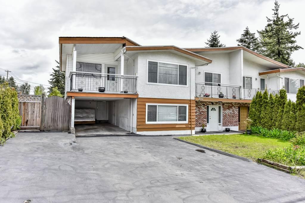 Half-duplex at 7532 118 STREET, N. Delta, British Columbia. Image 1