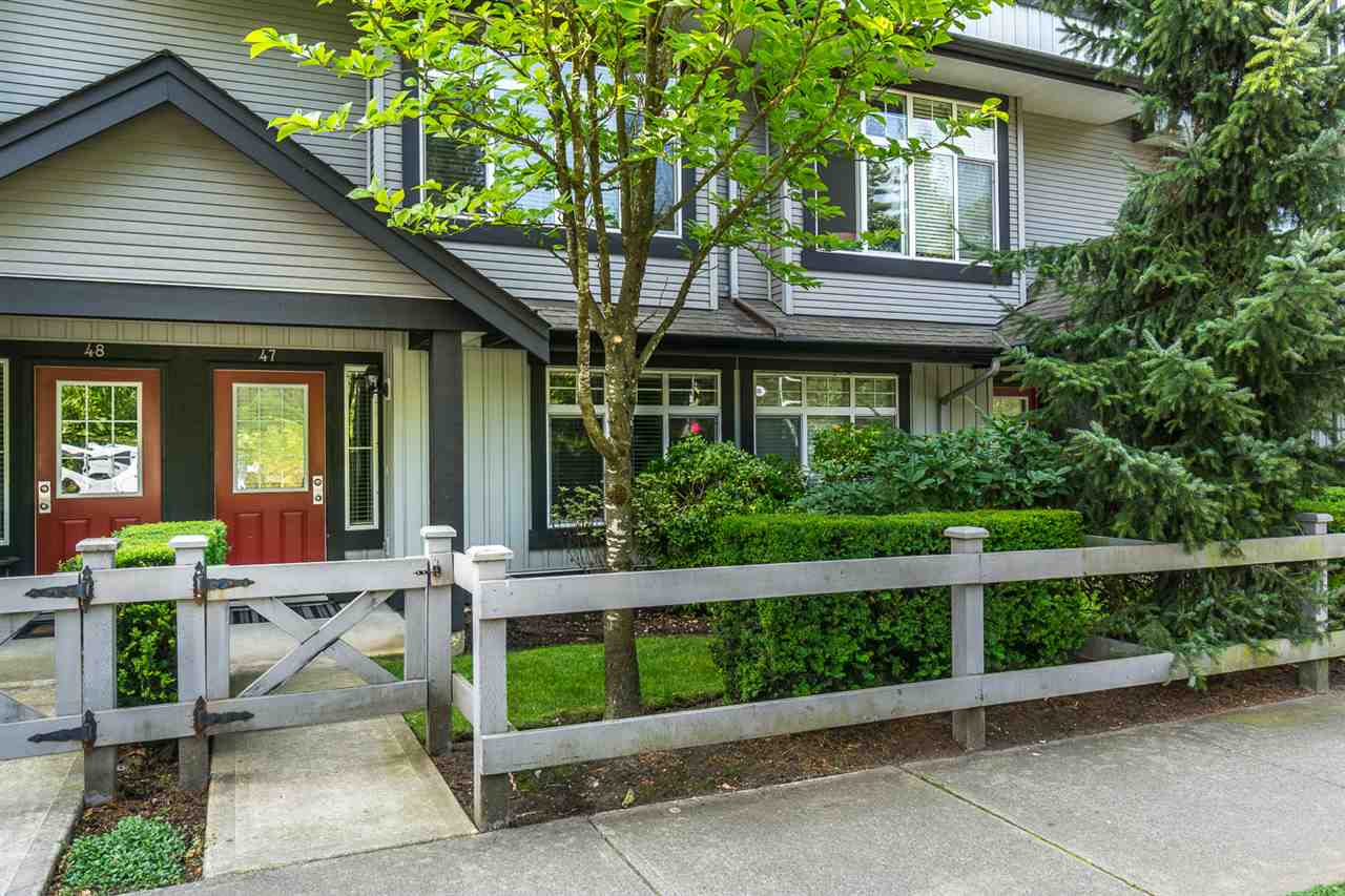 Townhouse at 47 18839 69 AVENUE, Unit 47, Cloverdale, British Columbia. Image 2