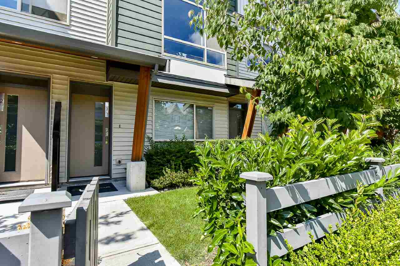 Townhouse at 3 8473 163 STREET, Unit 3, Surrey, British Columbia. Image 2