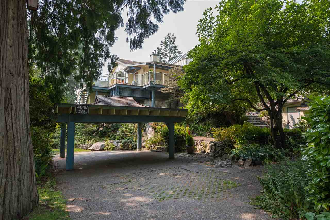 Detached at 4048 ROSE CRESCENT, West Vancouver, British Columbia. Image 19