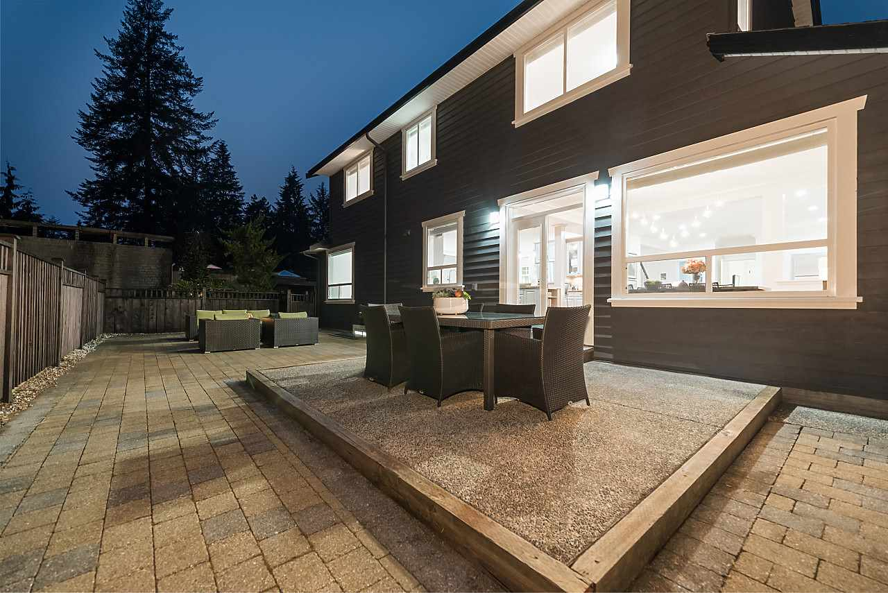 Detached at 969 BELVEDERE DRIVE, North Vancouver, British Columbia. Image 20