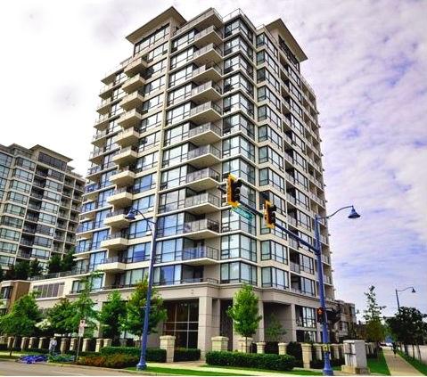 Condo Apartment at 802 7575 ALDERBRIDGE WAY, Unit 802, Richmond, British Columbia. Image 1