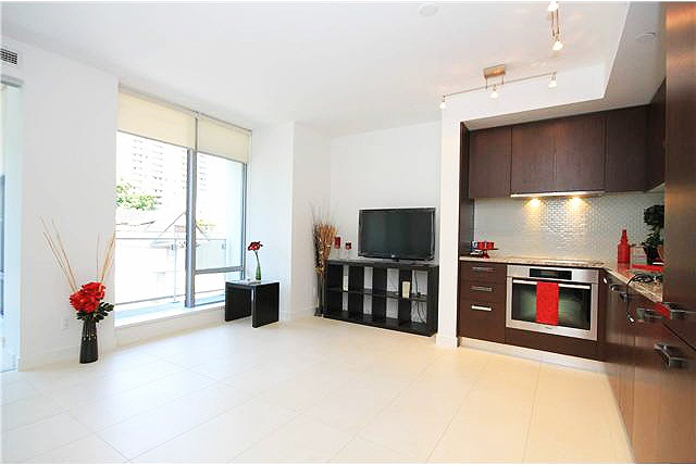 Condo Apartment at 502 1028 BARCLAY STREET, Unit 502, Vancouver West, British Columbia. Image 4
