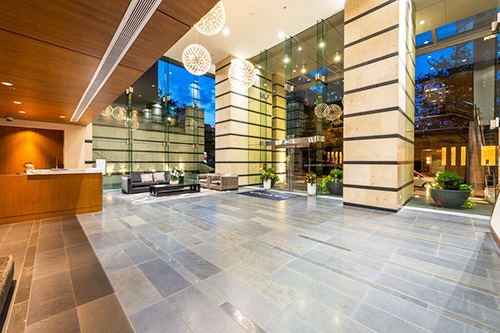 Condo Apartment at 502 1028 BARCLAY STREET, Unit 502, Vancouver West, British Columbia. Image 12