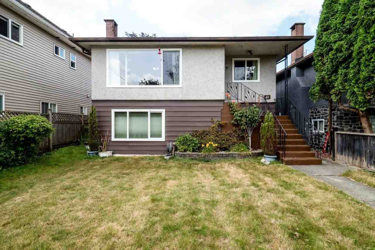 Detached at 41 FELL AVENUE, Burnaby North, British Columbia. Image 1