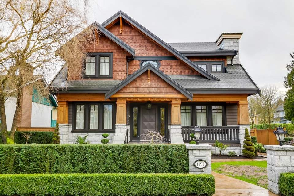 Detached at 1192 W 26TH AVENUE, Vancouver West, British Columbia. Image 1