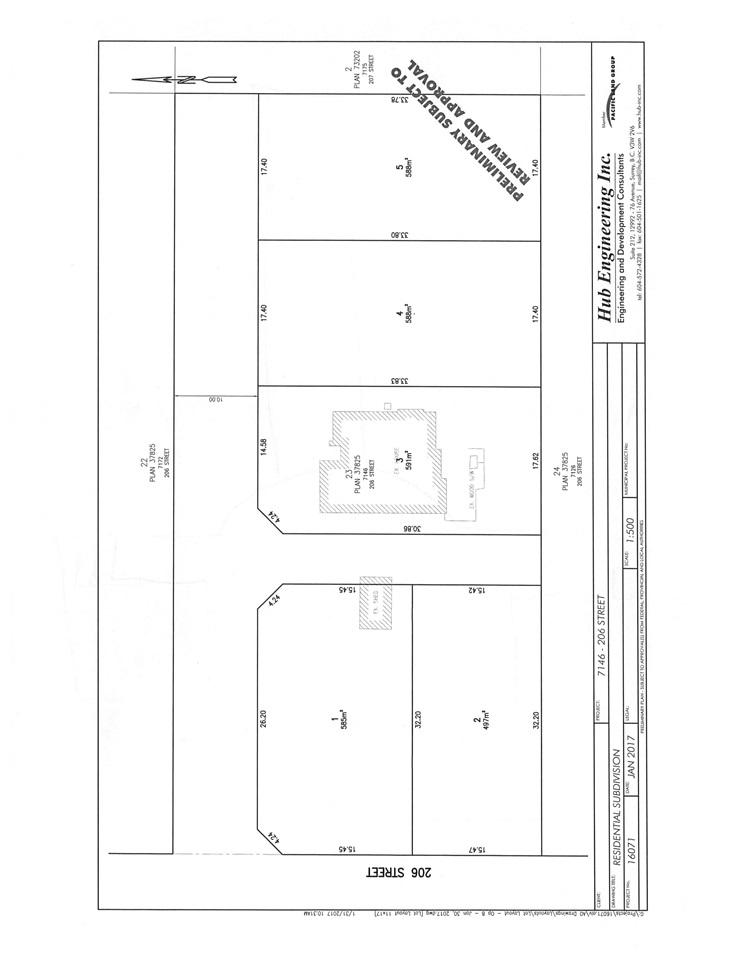 Vacant Land at LT.5 7146 206 STREET, Unit LT.5, Langley, British Columbia. Image 1