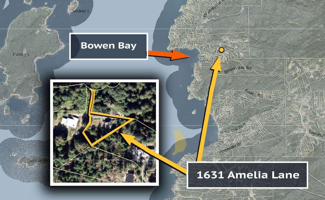 Detached at 1631 AMELIA LANE, Bowen Island, British Columbia. Image 20