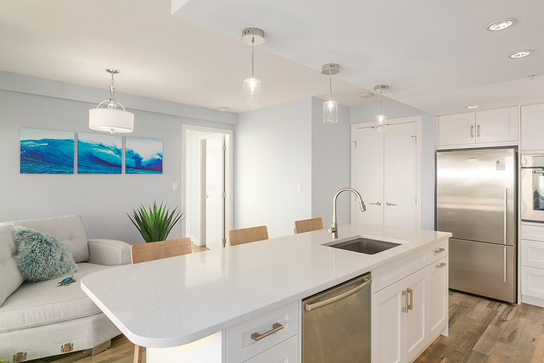 Condo Apartment at 1706 1455 GEORGE STREET, Unit 1706, South Surrey White Rock, British Columbia. Image 7