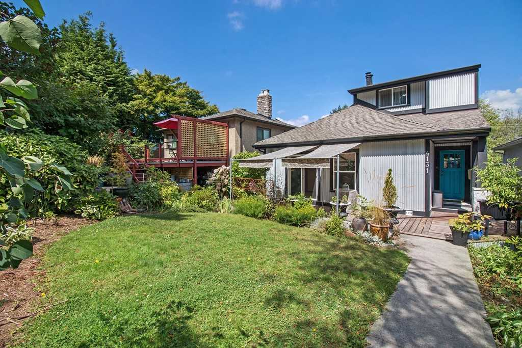 Detached at 4131 YALE STREET, Burnaby North, British Columbia. Image 2