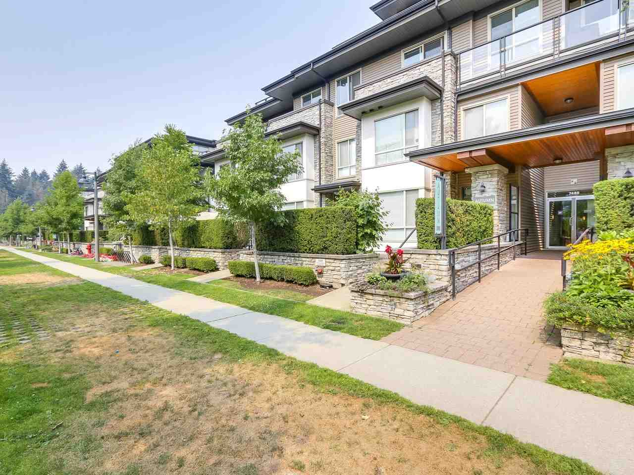 Condo Apartment at 602 7488 BYRNEPARK WALK, Unit 602, Burnaby South, British Columbia. Image 2