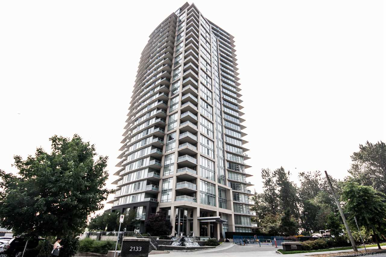 Condo Apartment at 2203 2133 DOUGLAS ROAD, Unit 2203, Burnaby North, British Columbia. Image 1