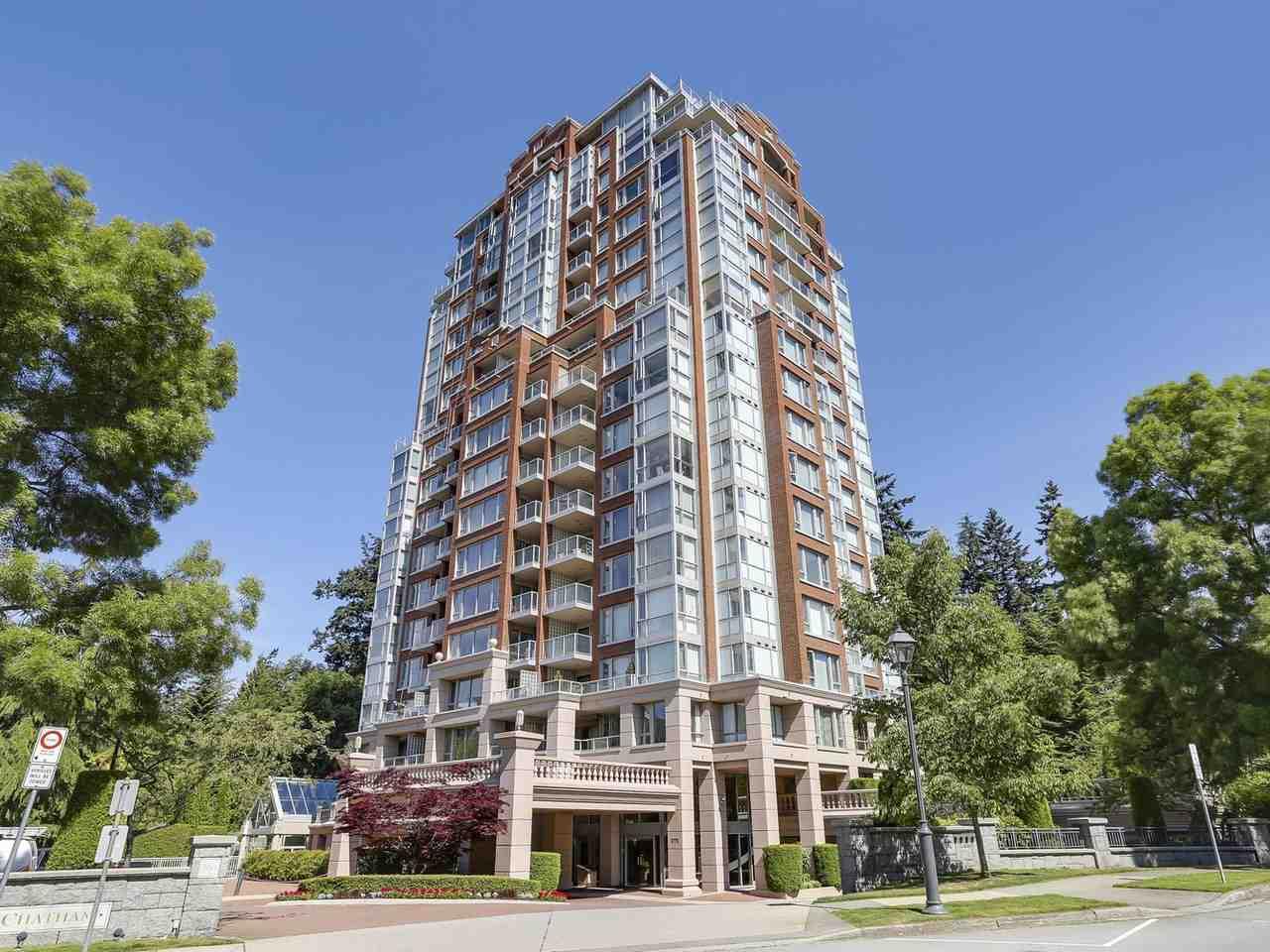 Condo Apartment at 1704 5775 HAMPTON PLACE, Unit 1704, Vancouver West, British Columbia. Image 1