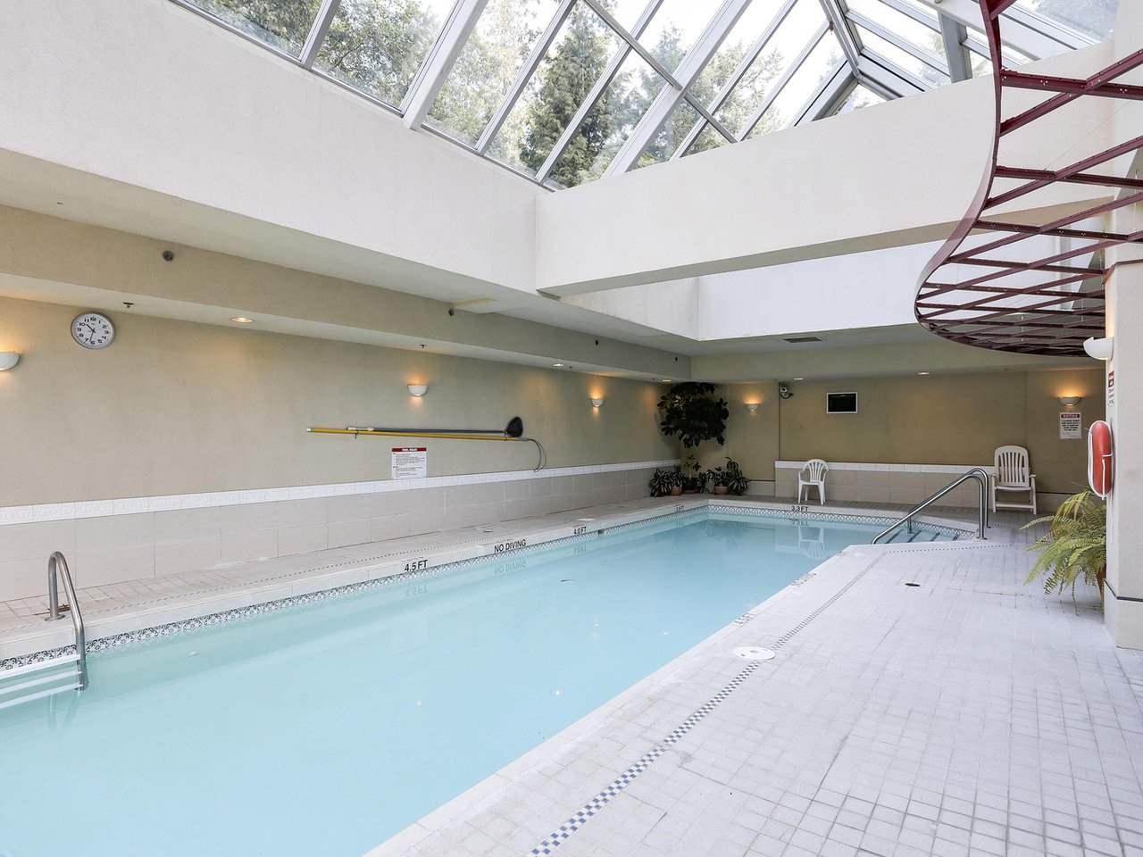 Condo Apartment at 1704 5775 HAMPTON PLACE, Unit 1704, Vancouver West, British Columbia. Image 19