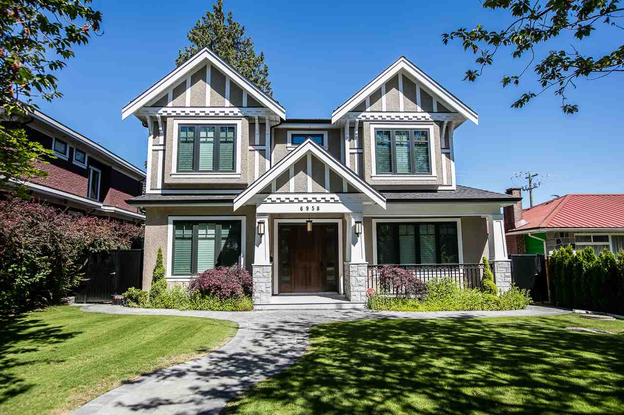 Detached at 6958 HEATHER STREET, Vancouver West, British Columbia. Image 1
