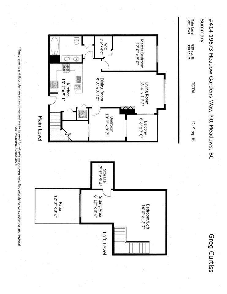 Condo Apartment at 414 19673 MEADOW GARDENS WAY, Unit 414, Pitt Meadows, British Columbia. Image 20