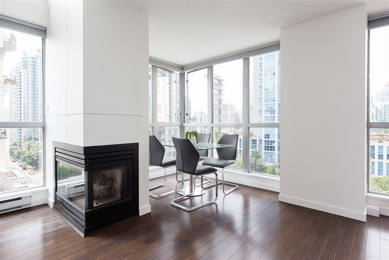 Condo Apartment at 803 1238 RICHARDS STREET, Unit 803, Vancouver West, British Columbia. Image 6