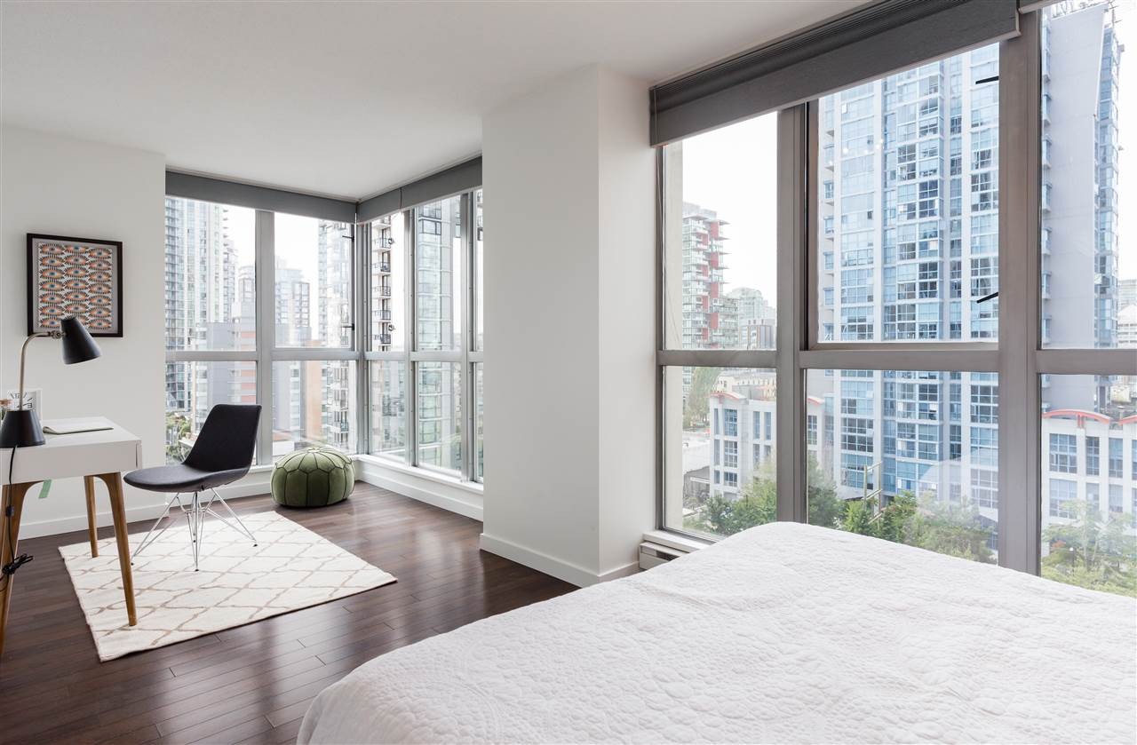 Condo Apartment at 803 1238 RICHARDS STREET, Unit 803, Vancouver West, British Columbia. Image 9