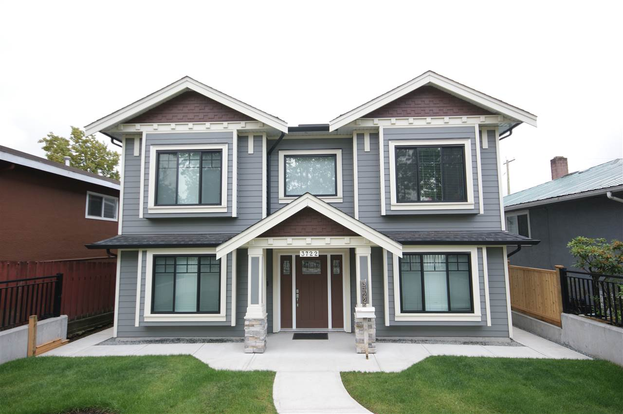 Detached at 3722 BOUNDARY ROAD, Burnaby South, British Columbia. Image 1